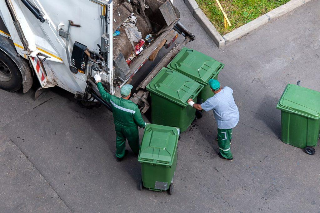 Colectarea selectivă a deșeurilor în instituțiile publice sau la agenți economici- Stratos