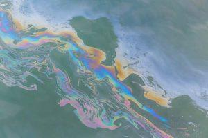 Poluarea chimică a apei